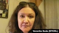 Karine Gyulazizova.