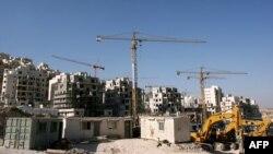 Şantiere de construcţii la Ierusalim
