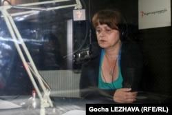 Мая Міміношвілі, звільнена з посади керівника Національного екзаменаційного центру