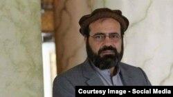 محمد امین کریم رئیس هیئت مذاکره کننده حزب اسلامی