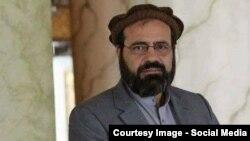 امین کریم رئیس هیئت مذاکره کننده حزب اسلامی