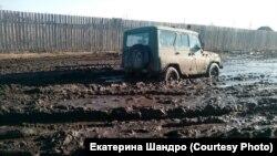 Бездорожье в России