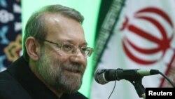 Спикер иранского парламента Али Лариджани
