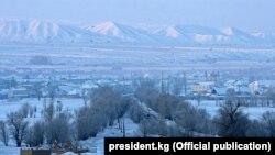 Кыргызстан, Кочкор району.