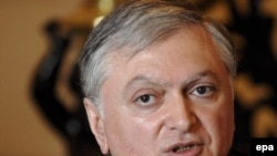 Հայաստանի արտգործանախարար Էդվարդ Նալբանդյան
