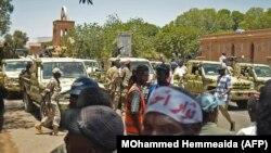 Kartum, glavni grad Sudana, arhivska fotografija