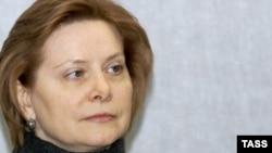 Natalya Komarova, the new governor of the Khanty-Mansi Autonomous District