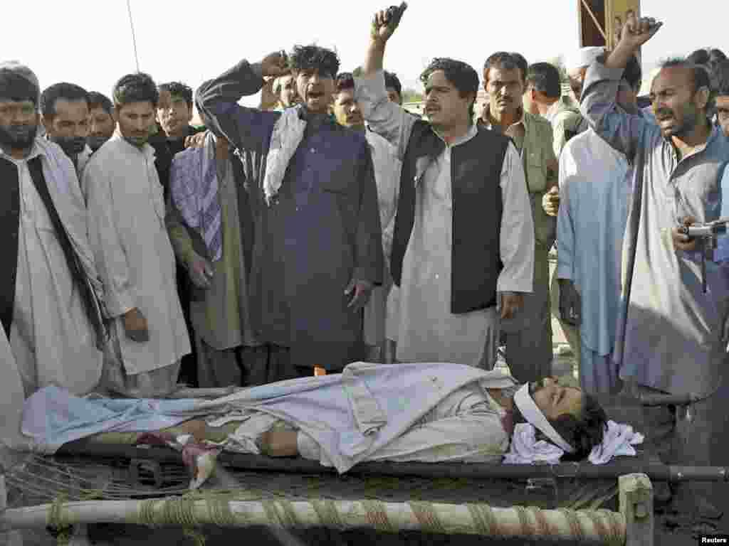 افغان اعدام شده در ایران