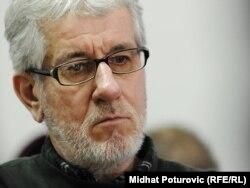Esad Bajtal na sastanku nevladinih organizacija, 17. januar 2012.