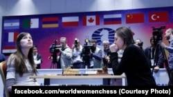 Українка Марія Музичук стала чемпіонкою світу з шахів, Сочі, 5 квітня 2015 року