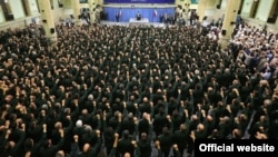 Iran--IRGC leaders meeting with Ali Khamenei, Islamic Republic Leader