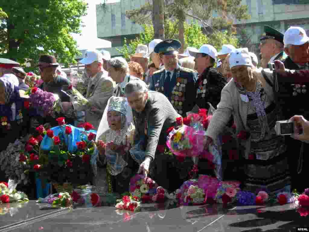 Алматыдағы Жеңіс күні мейрамы #2