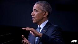 Barack Obama, president i SHBA-ve