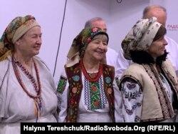 Колядують переселенці з Холмщини
