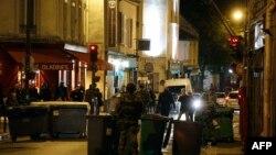 Prizor iz Pariza, 14.11.2015.