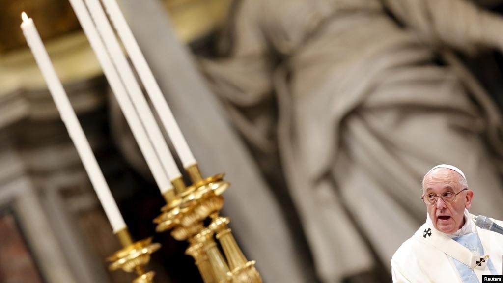 Папа Римський відвідав синагогу
