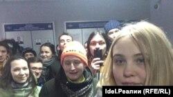 28 января в Чебоксарах задержали около 80 человек.