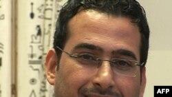 Journalist Muntazer al-Zaidi in November 2008