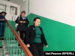 Дания Перминова и Наталия Евдокимова