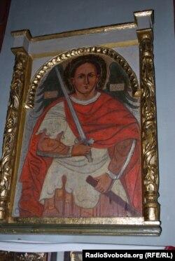 Козацька ікона Архангела Михаїла