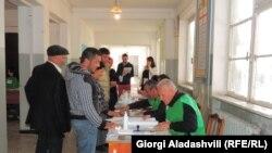 Выборы в Грузии. 28 октября 2018 года