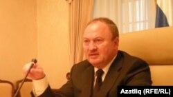 Татарстанның Русиядәге вәкиле Равил Әхмәтшин