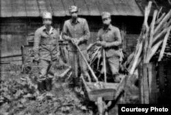 Цивільна оборона на роботах у зоні відчуження (фото Chernobyl.info)