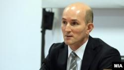 Гувернерот на НБРМ Димитар Богов