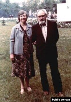 Генріх Алтунян із дружиною Риммою