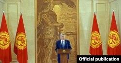 Алмазбек Атамбаев, 5-июнь, 2017-жыл