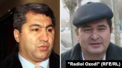 Муҳиддин Кабирӣ ва Раҳматилло Зоиров