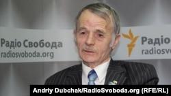 Мустафа Джемілєв, лідер кримськотатарського народу