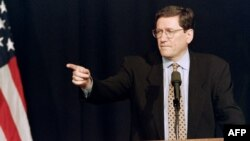 Покојниот американски дипломат Ричард Холбрук