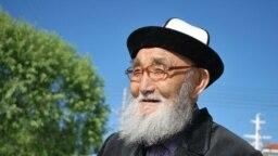 Манасчы Жусуп Мамай (1918-2014). 15.7.2010.