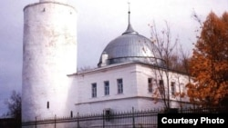 The Khan Mosque in Ryazan is Russia's second-oldest mosque.