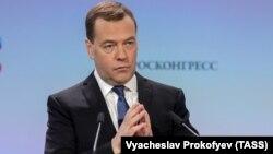 Глава правительства РВ Дмитрий Медведев