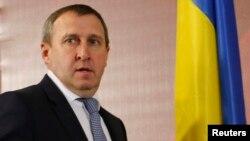 Украина сыртқы істер министрі міндетін атқарушы Андрей Дешица.