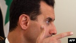 "Syrian President Bashar al-Assad suggested in the ""Daily Telegraph"" interview that comparing his leadership to that in the West was like comparing a Mac to a PC."