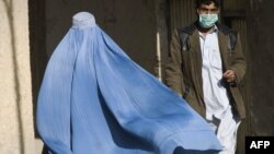 Swine flu measures in Kabul