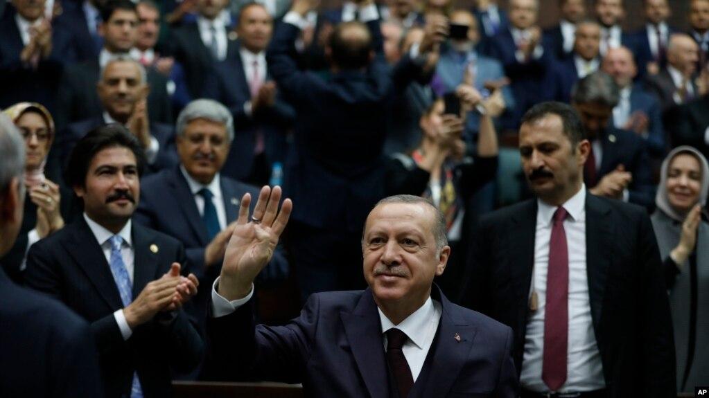 Эрдоган: записи, связанные с убийством Хашогги, были переданы США
