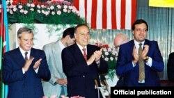 """""""Əsrin kontraktı"""" 1994-cü ilin sentyabrında imzalanıb"""