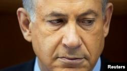 Прем'єр-міністр Ізраїлю Бенджамін Нетаньягу