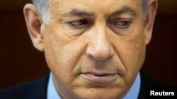 Израиль премьер-министрі Беньямин Нетаньяху.