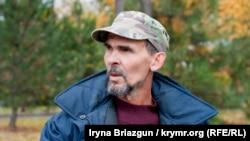 Борис Даничев, мастер столярного дела, переселенец из Крыма, живущий в Межигорье