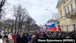 Москох, Немцовн марш.