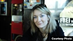 Алена Церашкавец