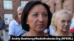 Секретар Київради Галина Герега