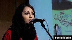 Poet Hila Sedighi