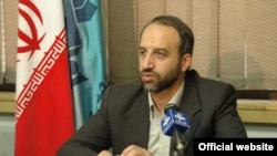 Mohammad Sarafraz is the former head of the state-run entity that runs all radio and TV broadcasting in Iran. (file photo)