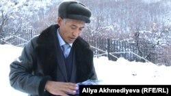 Белсенді Нұрахмет Ескендіров.